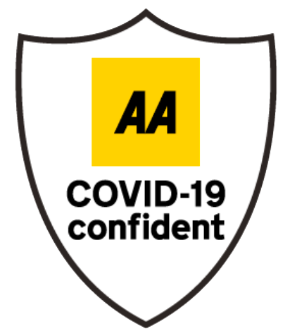 AA Approved Covid Confident